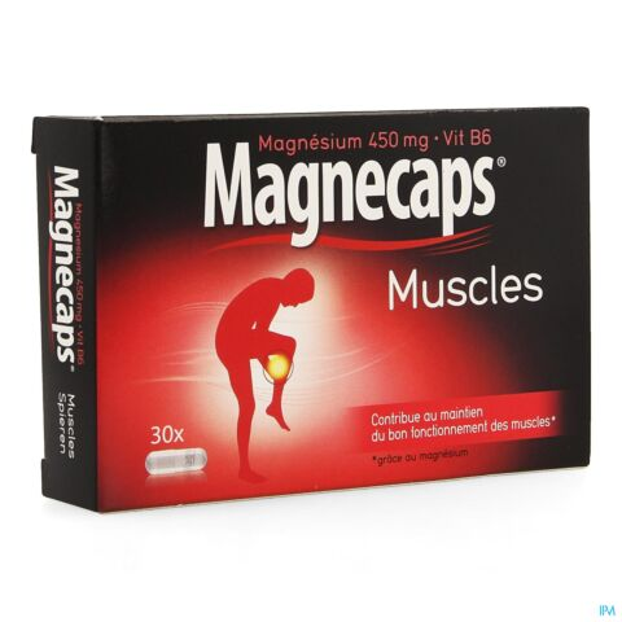 Magnecaps Muscles 30 Gélules
